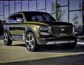 Kia Telluride Concept - Sự khởi đầu của một mẫu SUV mới