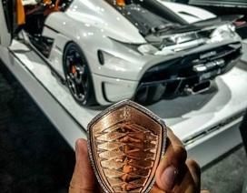 Chìa khoá siêu xe có thể đắt hơn một chiếc ô tô bình thường