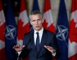 Tổng thư ký Stoltenberg: NATO phải mạnh tay với Nga để thể hiện sự phản đối