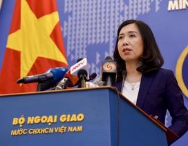 Bộ Ngoại giao: Một phụ nữ Việt Nam tự sát trong Đại sứ quán tại Malaysia