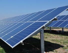 Nhà máy điện mặt trời Sông Lũy 1 được cấp phép đầu tư