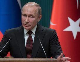 Ông Putin: Điều Nga muốn không phải lời xin lỗi từ Anh về vụ cựu điệp viên
