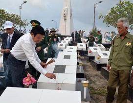 """Hơn 1.500 cựu tù xúc động trong lễ """"45 năm chiến thắng trở về"""""""