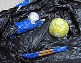 Vợ tố bị chồng doạ giết bằng thuốc nổ giấu trong nhà
