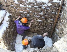 Tìm thấy tủ lạnh từ thời La Mã cổ đại?