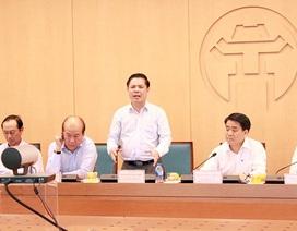 Bộ trưởng GTVT: Không thể chậm trễ quy hoạch sân bay Nội Bài!