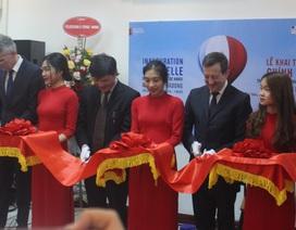 Khai trương trung tâm Pháp ngữ và văn hóa mới của Viện Pháp tại Hà Nội