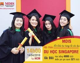 MDIS – Nơi kiến tạo tương lai cho bạn