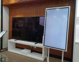 Samsung ra mắt bảng thông minh flipchart tại Việt Nam
