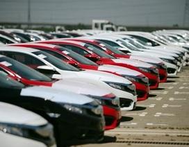 Ô tô Thái áp đảo thị trường xe nhập