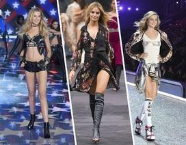 Người mẫu Victoria's Secret căm ghét bản thân khi soi gương