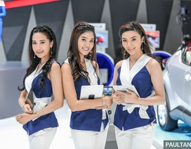 Dàn mỹ nữ khoe sắc tại Triển lãm ô tô Bangkok 2018