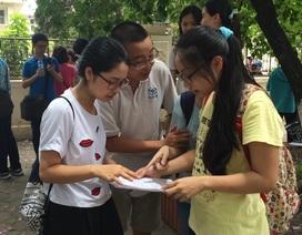 Hà Nội: Tuyển sinh vào lớp 10 bằng bài thi tổ hợp từ năm 2019