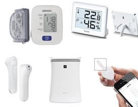 Những món đồ công nghệ rất cần thiết để chăm sóc sức khỏe