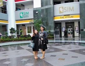 Tập đoàn Giáo dục SIM tổ chức triển lãm du học đầu tiên tại Việt Nam