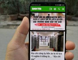 """Huawei P20 Pro với  3 camera """"khủng"""" được xách tay về Việt Nam"""