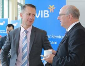 Ngân hàng VIB: Có tới 3 trong 8 thành viên HĐQT là chuyên gia nước ngoài