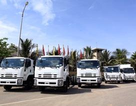 Isuzu chuẩn bị ra mắt thế hệ xe tải mới