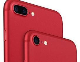 Apple ra mắt phiên bản iPhone 8 màu đỏ giới hạn số lượng