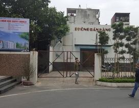 """Dự án Helios 75 Tam Trinh: Cư dân bức xúc """"tố"""" Công ty Quang Minh lấn chiếm hạ tầng"""