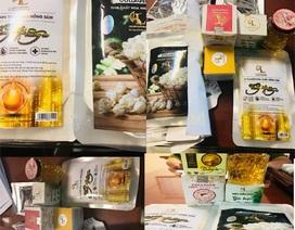 Bắt giữ hơn 2.000 hộp mỹ phẩm sang chiết bán cho spa