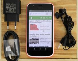 Đập hộp smartphone rẻ nhất của Nokia tại Việt Nam
