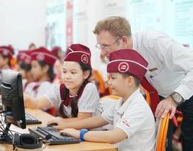 Môi trường học tập quốc tế tại Trường Quốc tế Á Châu
