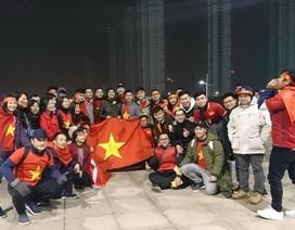 CĐV Việt Nam sẽ nhuộm đỏ khán đài tiếp lửa thầy trò HLV Park Hang Seo