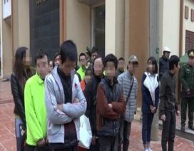 Tiếp nhận 45 công dân Việt Nam nhập cảnh trái phép sang Trung Quốc