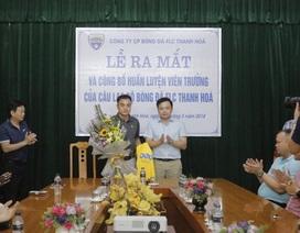 HLV Đức Thắng ra mắt FLC Thanh Hóa, tuyên bố vô địch V-League