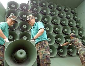 Triều Tiên dỡ loa tuyên truyền chống Hàn Quốc ở biên giới
