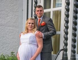 Khách mời phát hoảng vì cô dâu sinh con ngay trong hôn lễ