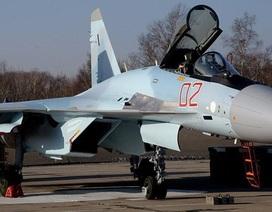 Nga tăng mạnh máy bay chiến đấu tại Syria sau vụ không kích của Mỹ