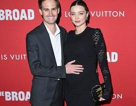 Miranda Kerr đã sinh con với chồng tỷ phú