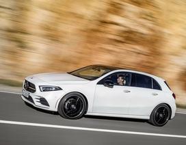Mercedes-Benz A-Class dùng động cơ Renault