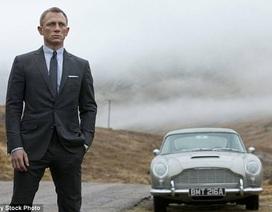 """""""Điệp viên 007"""" được """"gạ"""" cát sê 25 triệu USD"""