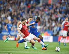 Lập kỷ lục buồn, Arsenal tệ hơn cả đội hạng tư Anh