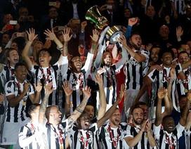 Vùi dập AC Milan, Juventus vô địch Coppa Italia