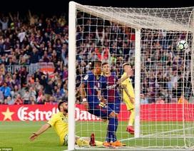 Barcelona 5-1 Villarreal: Messi, Coutinho lập công