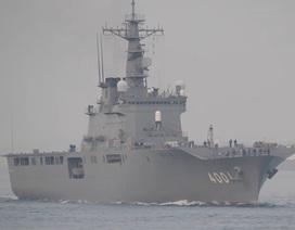 Nhật Bản tổ chức chương trình hợp tác tập huấn trên tàu với ASEAN