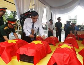 Quảng Trị: Long trọng tổ chức Lễ truy điệu các liệt sĩ hy sinh tại Lào