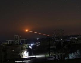Máy bay Israel phá hủy hệ thống tên lửa Syria sau khi bị đưa vào tầm ngắm