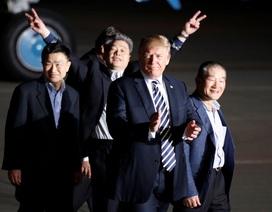 Tổng thống Trump: Mỹ không trả tiền để Triều Tiên thả con tin