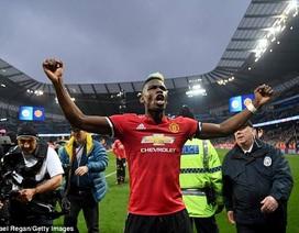 MU nhận nhiều tiền thưởng hơn Man City ở Premier League