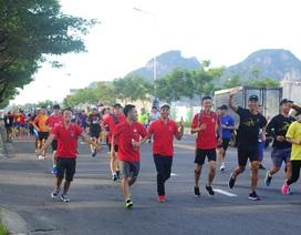 Đà Nẵng: Vận động viên IRONMAN 70.3 chạy bộ gây quỹ vì trẻ sơ sinh