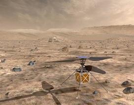 Năm 2020, NASA đưa máy bay trực thăng không người lái lên sao Hỏa