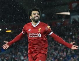 Mohamed Salah khiến Real Madrid buồn rười rượi