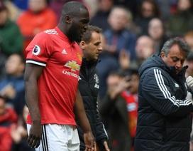 HLV Mourinho lo phát sốt vì Lukaku