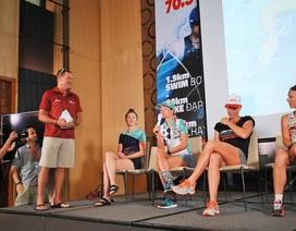 Techcombank Ironman 70.3 Việt Nam: Hơn 1.600 vận động viên từ 56 quốc gia tham dự