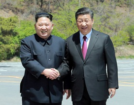 """""""Ẩn số"""" Tập Cận Bình trong hội nghị thượng đỉnh Mỹ-Triều"""